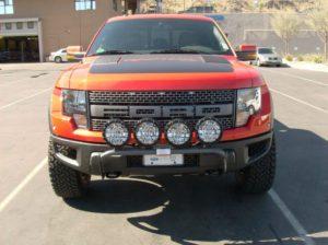 truck accessory installation