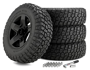 Wheel & Tire Package - FMS Performance Power & looks