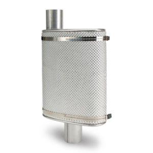 muffler shop heat shields