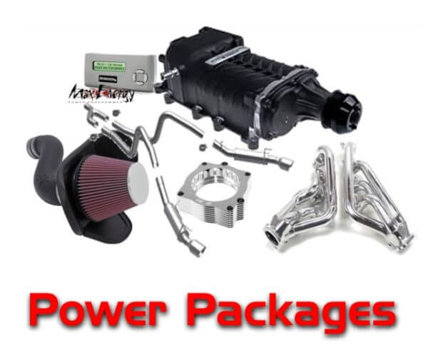 2018 Camry Power Package