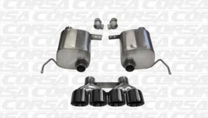 Corsa Exhaust 14762BLK