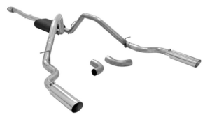 Chevy Silverado ECD Exhaust