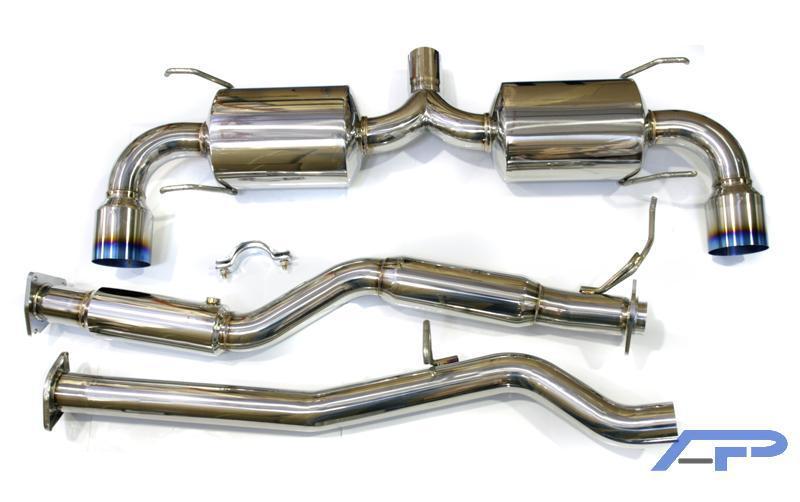 Mazda RX8 Exhaust Agency