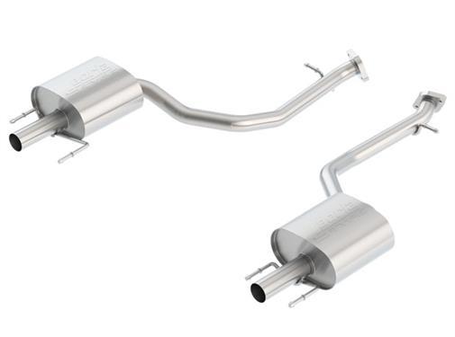 2014-2017 GS350 Borla Exhaust
