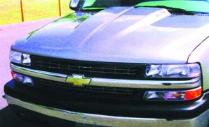 1999-2007 Sierra Cowl Hood