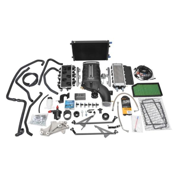 2018-2020 Wrangler JL Supercharger