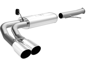 Ford F150 DCD Exhaust